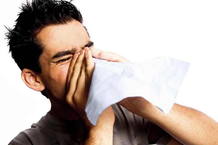 Kevät Allergia