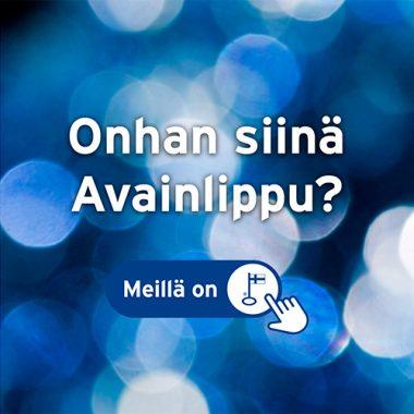 Onhan_siina_Avainlippu_kamppis